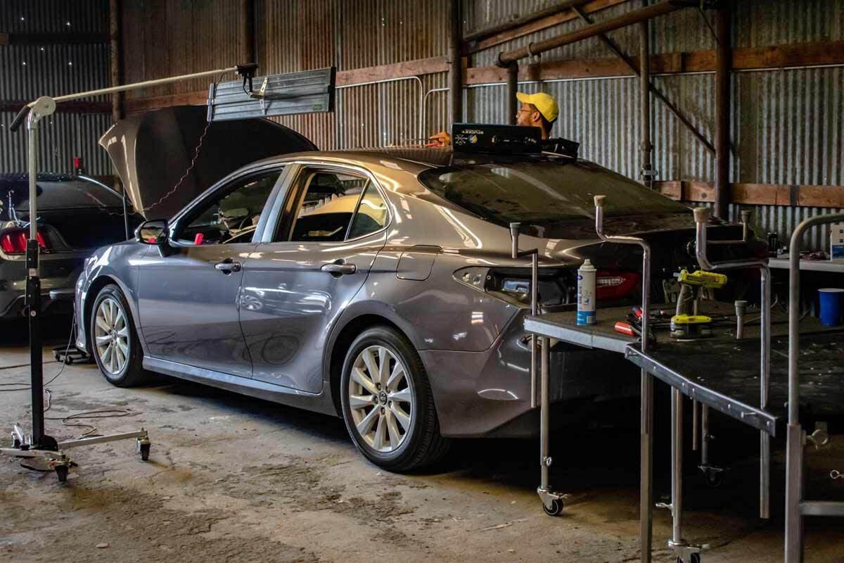 car-hail-repair